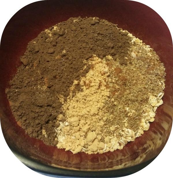 oatmeal dry