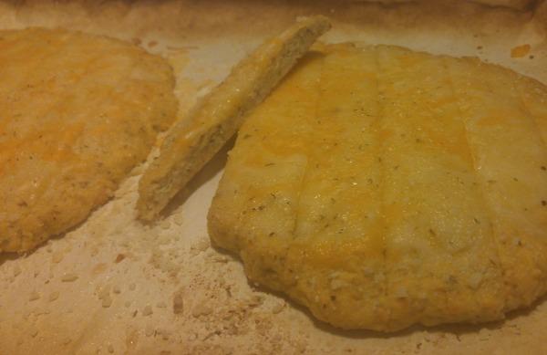 Cheese bread A